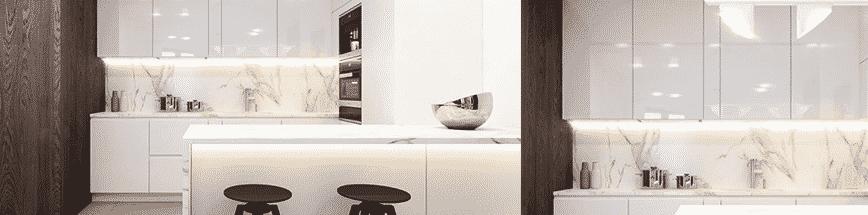 Кухня на замовлення Паскевич, проект кухні тернопіль